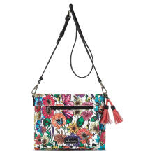 Sakroots Small Crossbody Bag Optic In Bloom