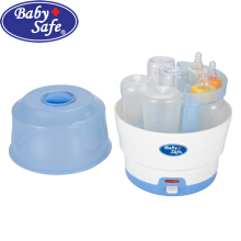 Baby Safe LB 317 6-bottle Express Steam Steriliser