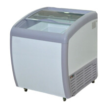 GEA Sliding Curve Glass Freezer SD-160BY