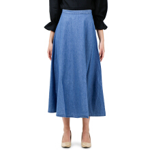 COVERING STORY Valha Flare Skirt Blue [One Size]