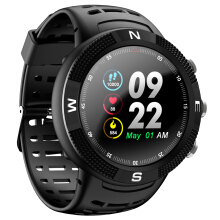 Shengmeiid NO.1 F18 Smartwatch Sports Bluetooth 4.2 IP68 Waterproof Call / Message Reminder Pedometer Sleep Monitoring