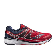 SAUCONY Triumph ISO 3  - Red/Navy