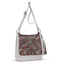 Sakroots Seni Flap Crossbody Bag Ruby Spirit Desert