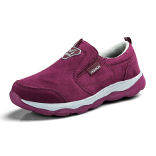 Zanzea Casual Soft Running Shoes For Women Gray 39