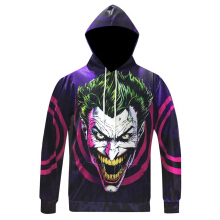 Anamode 3D Hooded Sweatshirts Printing Hoodies Pullover Funny Tracksuit -Devil -