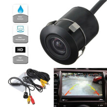 outdoor520 170° Car Rear View Camera Reverse Backup Parking Waterproof Night Vision CCD others One size