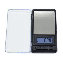 KCASA KC-MT15 Kitchen Personal Accurate Scale 200g/0.1g Digital Pocket Scale Silver
