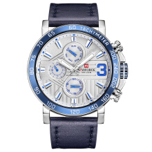 NAVIFORCE Fashion  Sports Male Wrist Watch