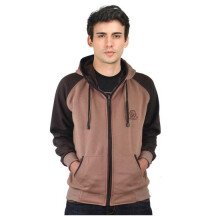 CBR SIX - JAKET / SWEATER / HOODIES PRIA - ALC 820 - COKELAT SIZE- ALL