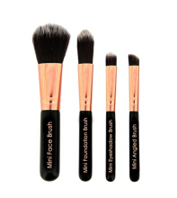 Makeup Revolution Pro Go Mini Brush Set-4pcs