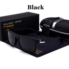 SHYBIRD Fashion Box Polarized Sunglasses Men Driving Riding glasses f4fb2b9bb6