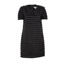 Pre-Owned Burberry Fringed Dress
