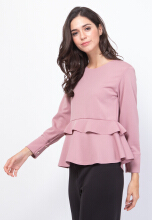 Florence Top Peach All Size