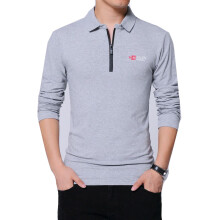 BestieLady TD004 Plus Polo Shirt Long Sleeve