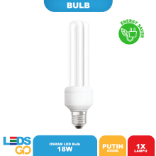 Osram Lampu Hemat Energi Dulux Value Stick 18 Watt Putih