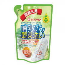 CHUCHU Baby Bottle & Vegetable Cleaner Refill 270 ml
