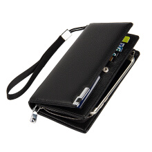 Baellerry Import original Casual men's clutch bag long wallet