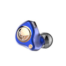 TFZ King LTD HiFi In Ear Monitor Earphone with Detachable Cable - Blue