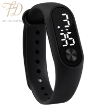 PEKY Led Digital Watch Silicone Sports Wristwatch Children Kids Watches Outdoor
