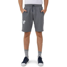 DISNEY Mickey Mens Short Pants - Rhino Gray