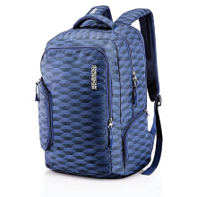 American Tourister Insta+ Backpack 03 Navy