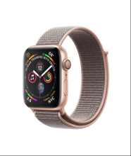 Apple Watch Series 4 GPS 44mm Gold Pink Sand Sport Loop
