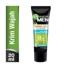 Garnier Men Turbolight Oil Control Moisturizer Serum Cream - 20 ml