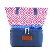 [free ongkir]Gabag Cooler Bag Picnic Series - Ulos