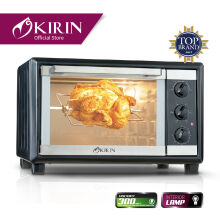 KIRIN Oven 20L KBO 200 RAB Low Watt - Black With Lamp