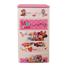 OLYMPLAST Drawer Cabinet Minnie 05