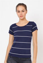 Shop at Banana Zar Top 22 Navy Blue All Size