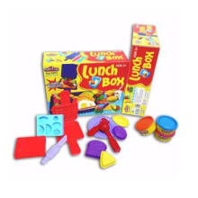 Fun Doh Lunch Box Set Including 3 pcs Doh