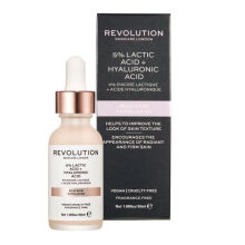 Makeup Revolution Skin Mild Skin Exfoliator - 5% Lactic Acid + Hyaluronic Acid (30ML) Others