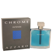Azzaro Chrome Intense Eau De Toilette  [100 mL]
