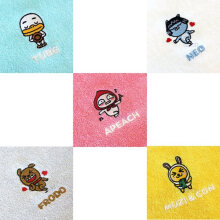 KAKAO FRIENDS Wash Towel 150g 40x80cm