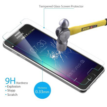 VOUNI tempered glass Samsung Galaxy S7 scratch-resistant screen protector Transparan