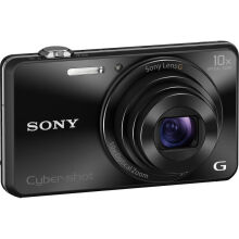 Sony Cyber-shot DSC-WX220 - Black