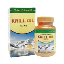 Nature's Health Krill Oil - 30 Softgels