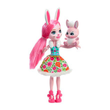 ENCHANTIMALS Bree Bunny & Twist Doll DVH87