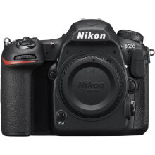 Nikon D500 Body Only - Black