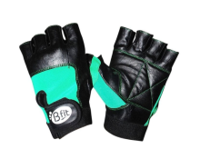 BFIT Training Glove 3058 Green Black
