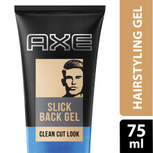 AXE Slick Back Hair Styling Gel 75ml