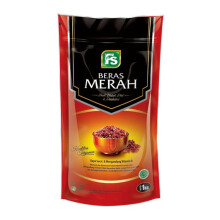FOOD STATION Beras Merah 1kg