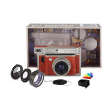 Lomography Instant Wide Camera and Lenses - Central Park Edition -