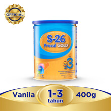 S-26 Procal Gold Tahap 3 Susu Tin - 400gr