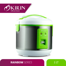 KIRIN Rice Cooker 1L KRC 087 - Green