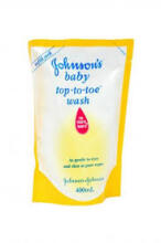 Johnson Baby Top-To-Toe Wash 400ml