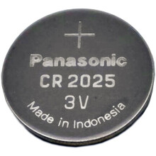 3 Batery CMOS CR2025 Original panasonic