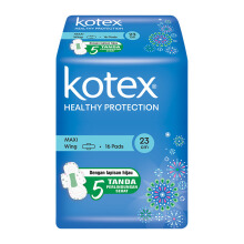 KOTEX Soft & Smooth Maxi Plus Wing - 16 S