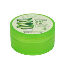 [COZIME] Natural Fresh Cool Moisturiser Kill Bacteria Soothe The Skin Aloe Vera Gel Green1